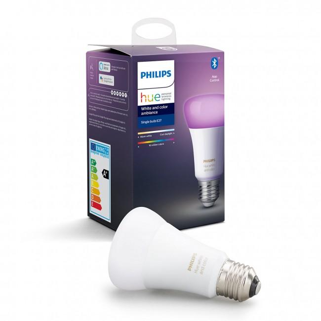 Philips Hue E27 9W RGBW BT - zdjęcie główne