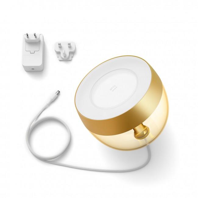 Philips Hue Iris Gold limited edition - zdjęcie główne