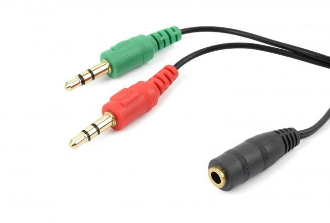 Accura Premium 2x miniJack - zdjęcie główne