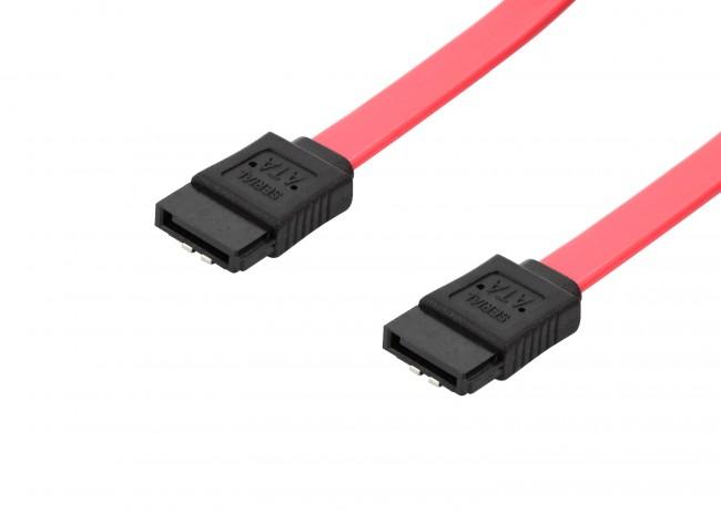 Accura Premium SATA III 0.5m metalowe zatrzaski - zdjęcie główne