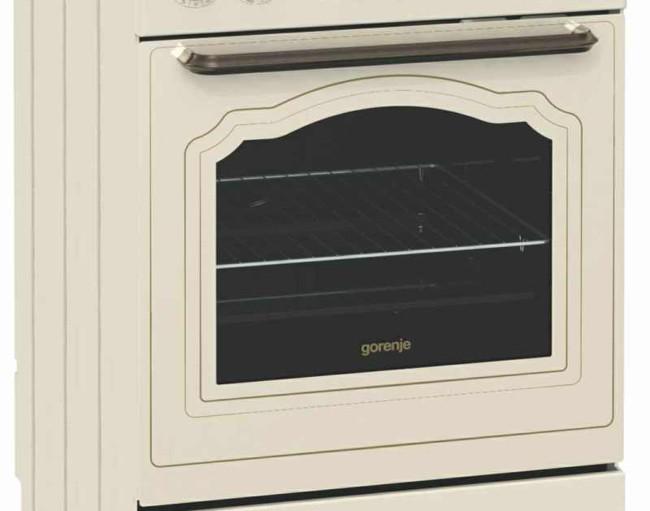 Kuchnia Gorenje K 57 CLI biała  cena, raty  sklep   -> Kuchnia Gazowa Gorenje Opinie