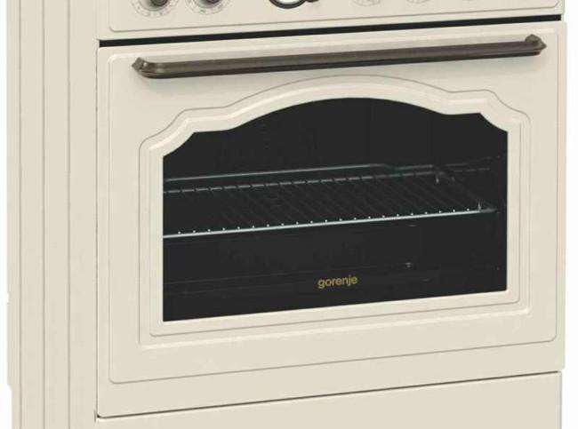 Kuchnia Gorenje K 67 CLI biała  cena, raty  sklep   -> Kuchnia Gazowa Gorenje Opinie
