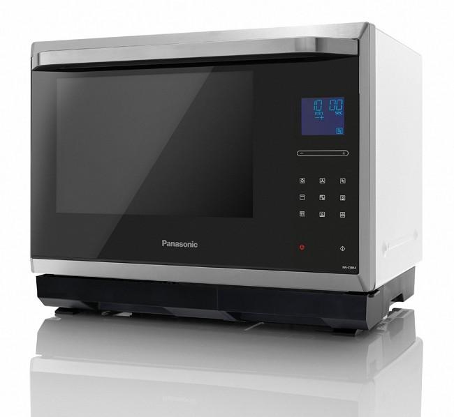 Panasonic NN-CS894SEPG - bez talerza! - zdjęcie główne