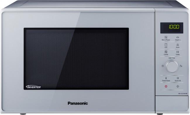 Panasonic NN-GD36HMSUG grill i gotowanie na parze - zdjęcie główne