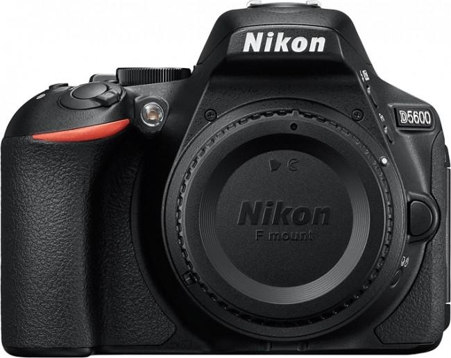 Nikon D5600 - korpus - zdjęcie główne