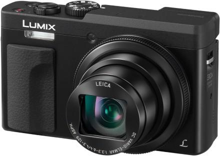 Panasonic LUMIX DC-TZ90 czarny - zdjęcie główne