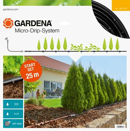 Gardena Micro-Drip-System Linia kroplująca Zestaw M 13011-20 - zdjęcie główne
