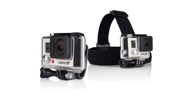 GoPro Head Strap + QuickClip - zdjęcie główne