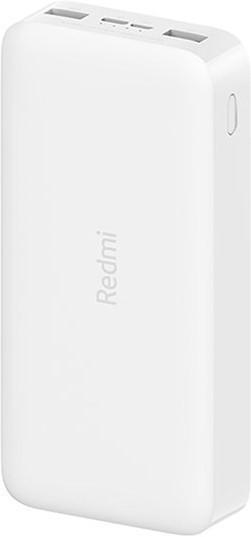 Xiaomi Redmi Power Bank 10000 mAh biały - zdjęcie główne