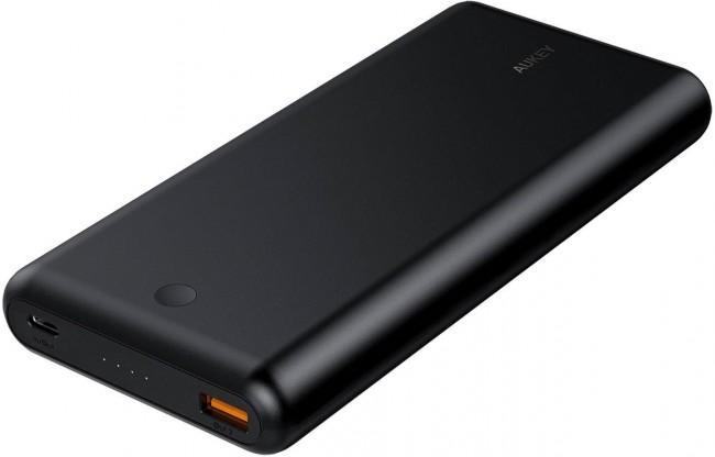 Aukey PB-XD26 26800 mAh Quick Charge 3.0 czarny - zdjęcie główne