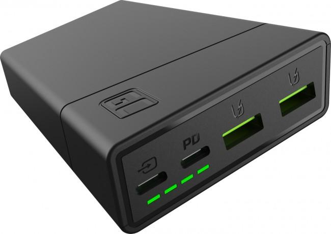 Green Cell GC PowerPlay 20000 mAh czarny - zdjęcie główne
