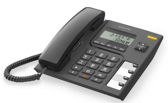 Alcatel T56 czarny - zdjęcie główne