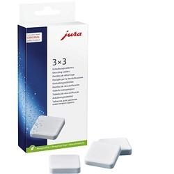 JURA Tabletki odkamieniające - 3x3 szt - zdjęcie główne