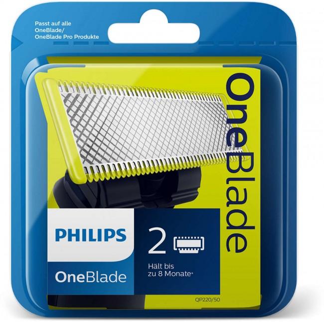 Philips OneBlade QP220/50 Wymienne ostrza - zdjęcie główne