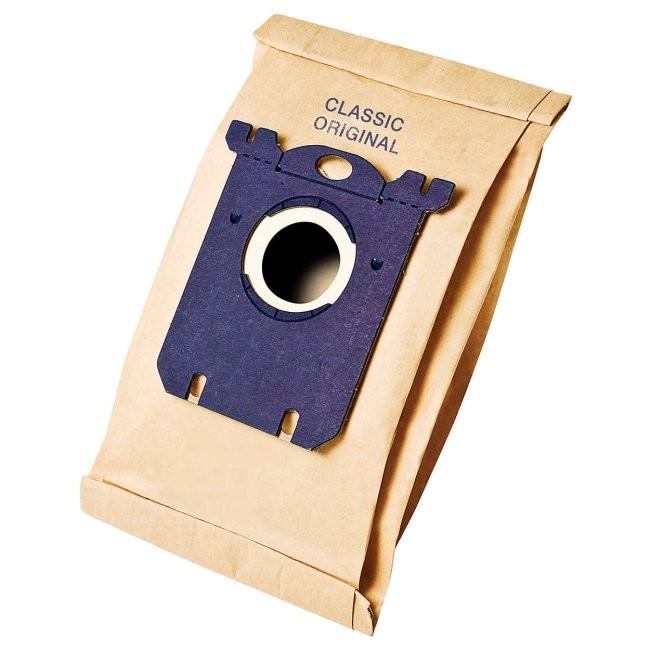 Worki Philips FC8019/01 S-Bag Classic DustBag Paper (5 worków w kpl) - zdjęcie główne