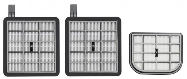 Blaupunkt komplet filtrów do odkurzacza VCC 301 - zdjęcie główne