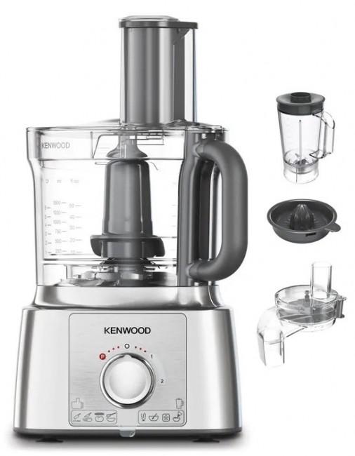 Kenwood Multipro Xpress FDP65.820SI - zdjęcie główne