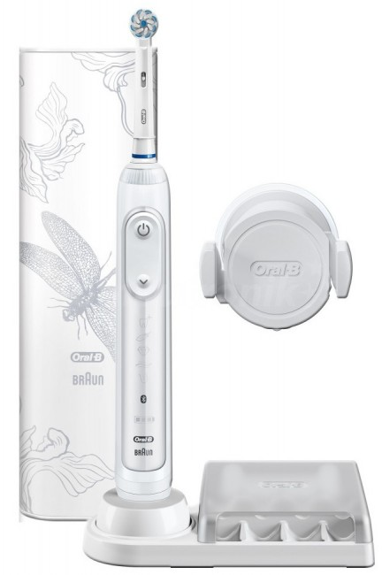 Oral-B Genius 10000 Lotus White - zdjęcie główne