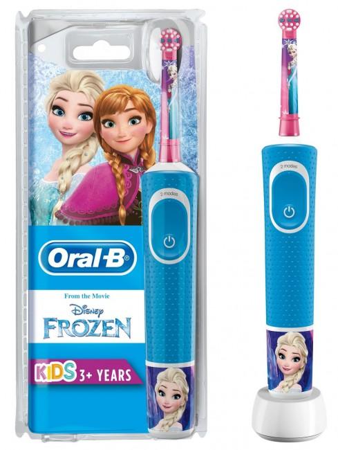 Oral-B D100 Kids Frozen - zdjęcie główne