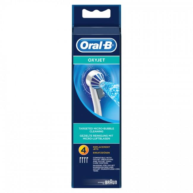 Oral-B dysze do irygatora ED 17-4 - zdjęcie główne