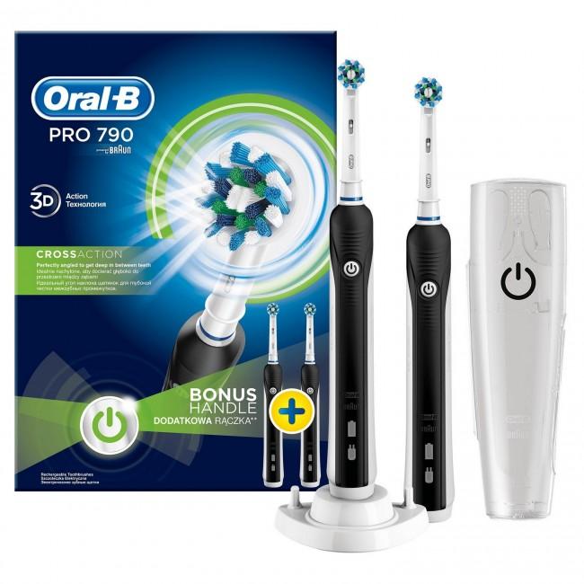 Oral-B Pro 790 black - zdjęcie główne