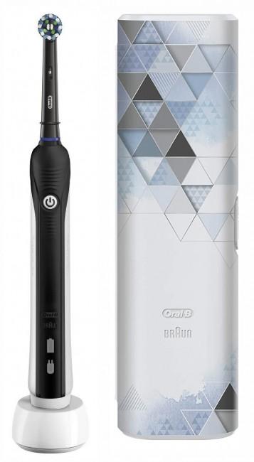 Oral-B Pro 1 750 CA BK Exclusive Travel Case Design Edition - zdjęcie główne