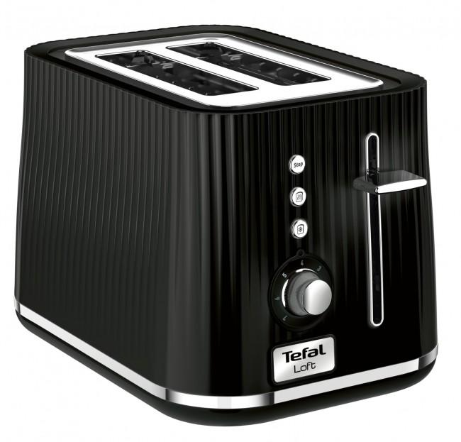 Tefal TT761838 Loft czarny - zdjęcie główne