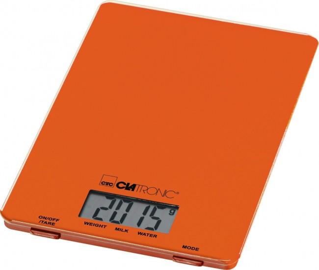 Clatronic KW 3626 pomarańczowa - zdjęcie główne