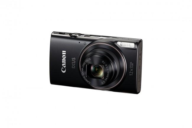 Canon IXUS 285 czarny - zdjęcie główne
