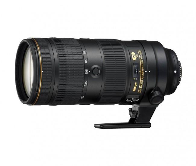 Nikkor AF-S 70-200mm f/2.8E FL ED VR - zdjęcie główne
