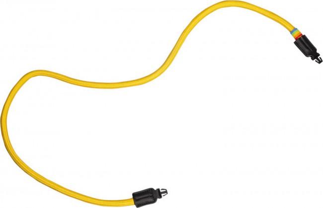 POLAROID CAMERA STRAP ROUND YELLOW - zdjęcie główne