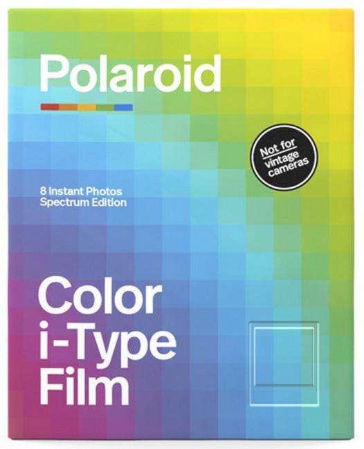 Polaroid Color Film For I-TYPE Spectrum Edition - zdjęcie główne