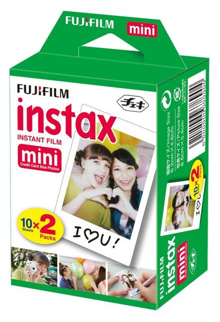 Fuji Instax mini film 2 pack - zdjęcie główne