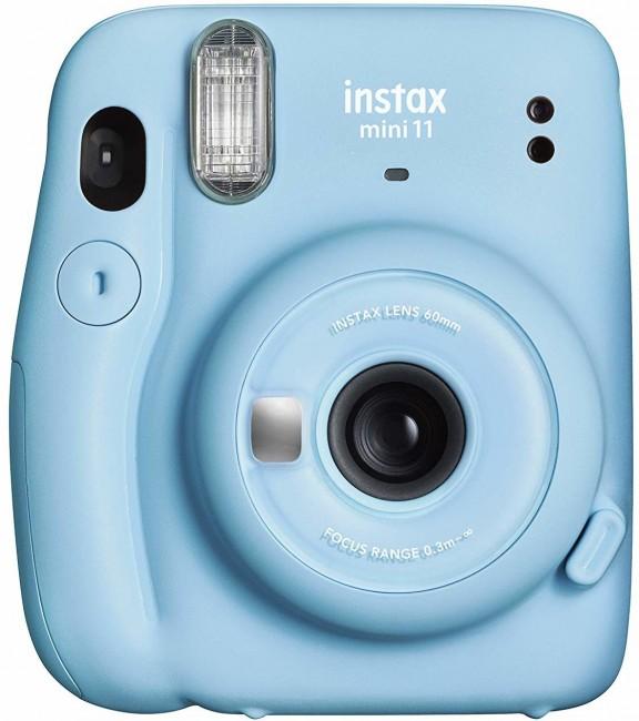 Fujifilm Instax Mini 11 niebieski - zdjęcie główne