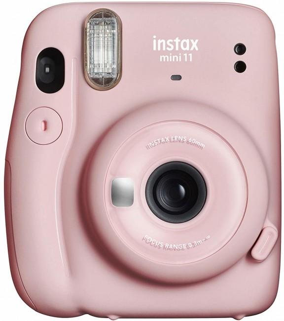 Fujifilm Instax Mini 11 różowy - zdjęcie główne