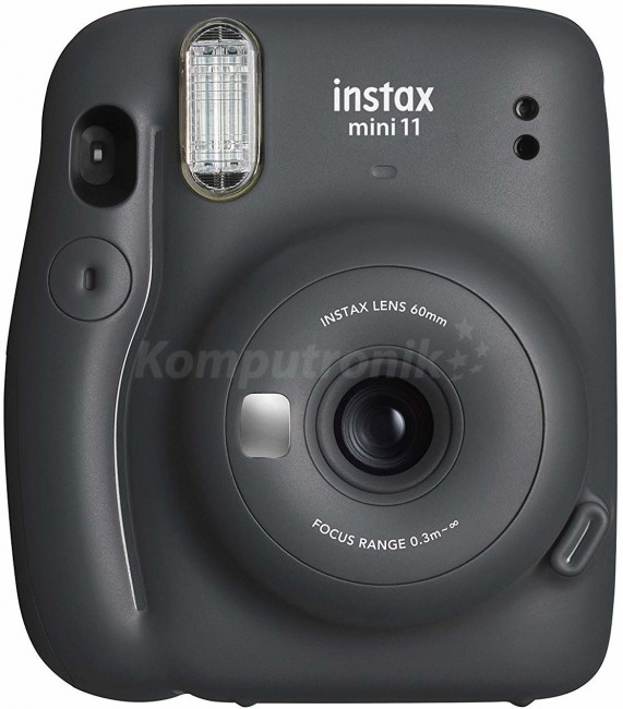 Fujifilm Instax Mini 11 ciemny szary - zdjęcie główne