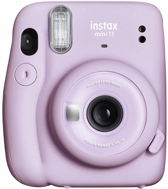 Fujifilm Instax Mini 11 liliowy - zdjęcie główne