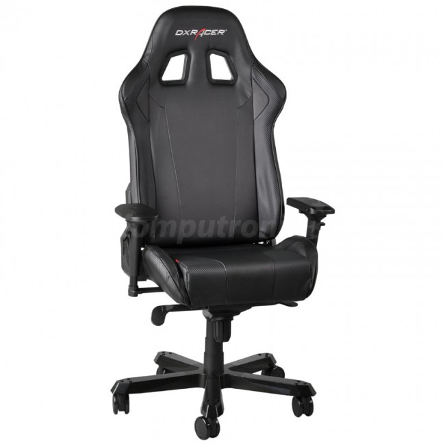 Dxracer King Oh Kf06 N Gaming Chair Czarny Cena Raty