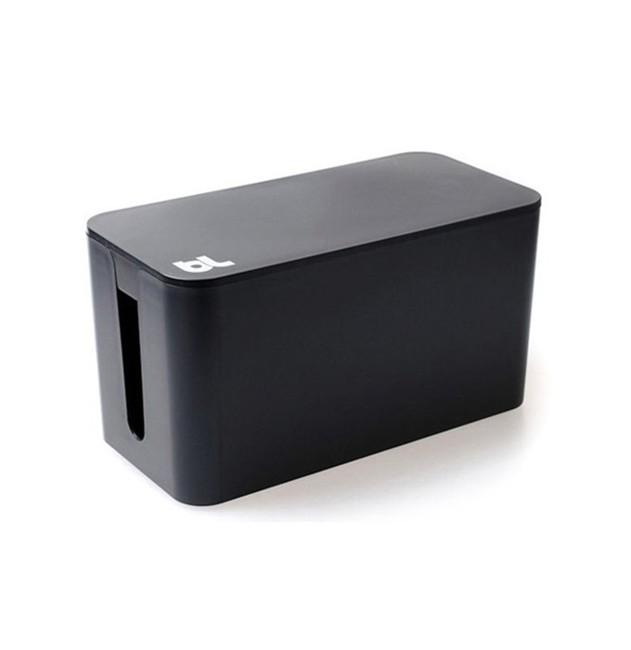 BlueLounge CableBox mini czarny - zdjęcie główne