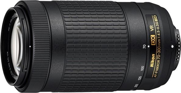 Nikkor AF-P 70-300 mm f/4.5-6.3G ED VR - zdjęcie główne