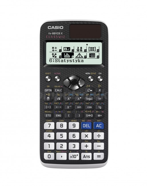 Casio FX-991CEX - zdjęcie główne