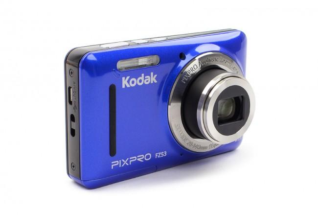 Kodak FZ53 niebieski - zdjęcie główne