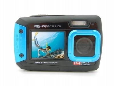 EasyPix AquaPix W1400 Active Niebieski - zdjęcie główne