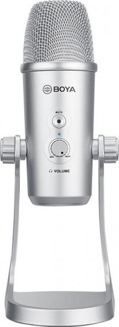 Boya usb microphone-for type-c, ios, usb devices - zdjęcie główne