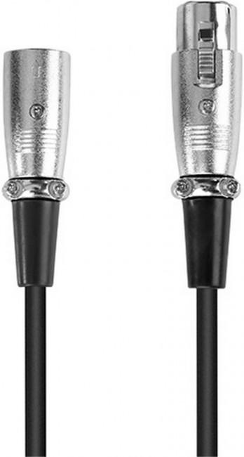 Boya xlr male to xlr female microphone cable 8m - zdjęcie główne