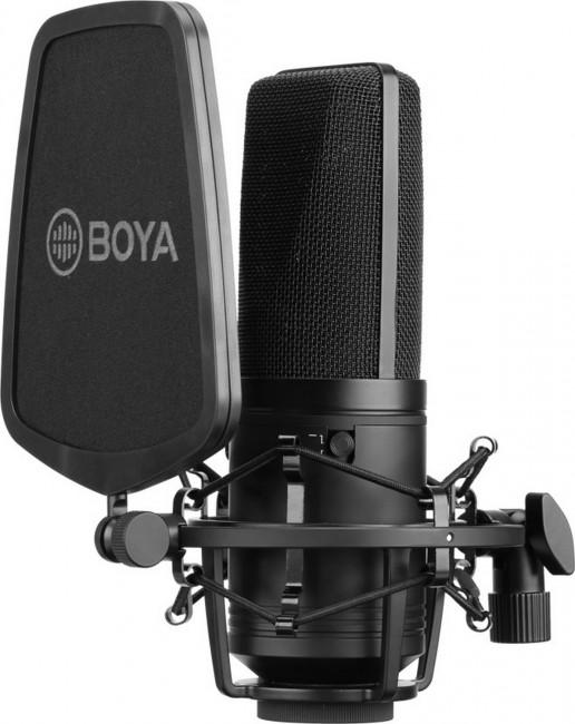 Boya studio microphone - zdjęcie główne