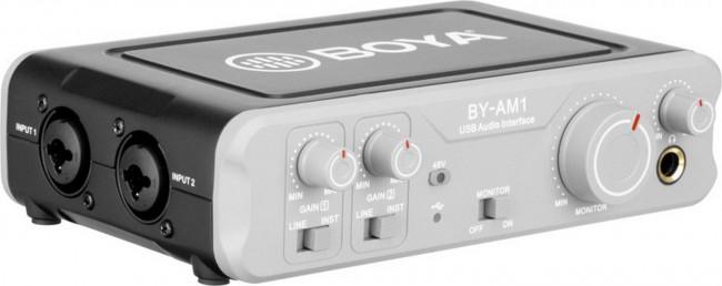 Boya dual-channel audio interface - zdjęcie główne