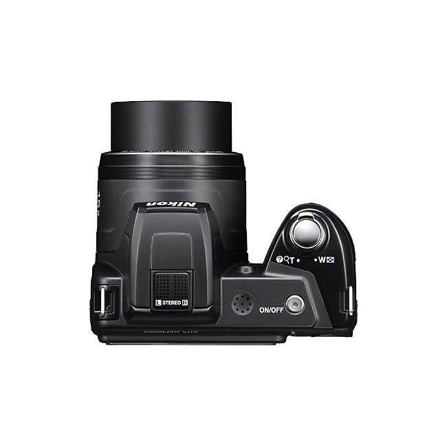 Nikon COOLPIX L110 Czarny - zdjęcie główne