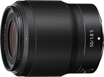 Nikkor Z 50mm f1.8 S Czarny - zdjęcie główne