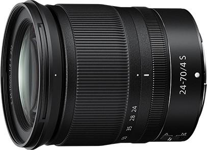 Nikkor Z 24-70mm f4 S Czarny - zdjęcie główne